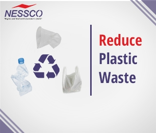 One more step took in way to make earth plastic free
