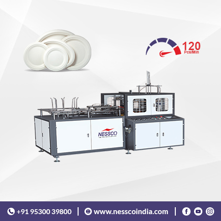 Paper Plate Making Machine in india