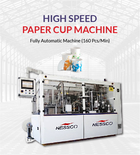 paper cup making machine in india