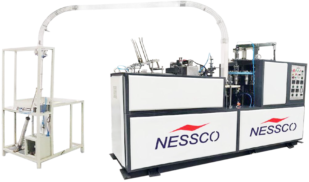 Disposable Paper Cup Making Machine Exporter
