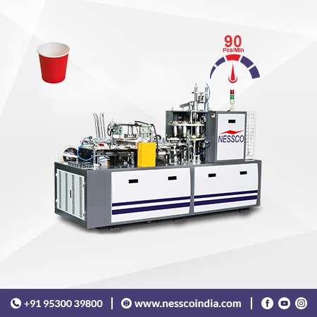 Paper Cup Making Machine In Egypt